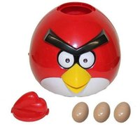 Wholesale Hot Angry Birds Music Light Birds for children Electric Toys with Laying eggs bird Kids best gifts for Children s Day