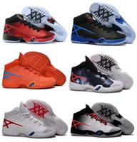 Wholesale Retro J30 Basketball Shoes Sports Sneakers Men Retro Shoes XXX Man Zapatillas Authentic Original Real Replicas