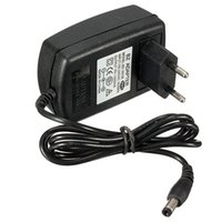 Wholesale New x2 mm EU UK UK AU Plug V A DC Adapter Universal Charger Power Supply For Wireless Router Switches Security Cameras