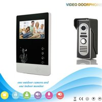 Wholesale XSL V43D11 M2 V1 XINSILU Manufacturer Inch Home Security Smart Video Door Phone with electronic door Intercom System