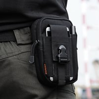 Wholesale D30 Tactical Molle Waist Bags Men s Outdoor Sport Casual Waist Pack Purse Mobile Phone Case for SAMSUNG Note D