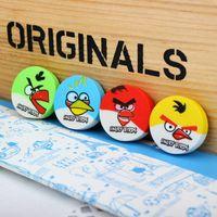 Wholesale bag Cute Birds Rubber Eraser for Kids Gift School Supplies Korean Stationery