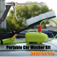 Wholesale Electric V Watt High Pressure Car Washer Portable Car Washing Machine Tool Pump Kit Device