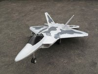 Wholesale F22 Raptor edf Jet DIY Kit rc plane model