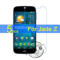 acer liquid s - gloss Ultra Clear LCD Screen Protector Film Cover For Acer Liquid Jade Z Jade S S56 Protector Film cloth