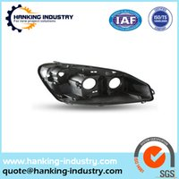 auto plastic mold - High precision auto lamp mold car LED light with plastic products