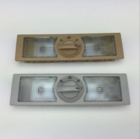 Wholesale for VW Polo Touran Interior Dome Light Grey Rear Reading Lamp Gray or Beige Color Q0 A lt no tracking