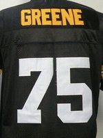 authentic joe greene jersey - Discounts Joe Greene Jersey Football Throwback Jersey Best quality Authentic Jersey Size M XXXL Accept Mix Order