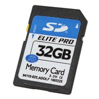 Wholesale Class10 GB SD Memory Card for All Kinds of Camera