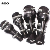 axo gear - In Stock AXO Knee and elbow protector gear off road motorcycle thermal protection Knee Elbow Guards Pads