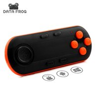 Wholesale Wireless Bluetooth Gamepad VR Remote Mini Bluetooth Game Controller Joystick For IPhone IOS Xiaomi Android Gamepad For PC VR Box