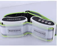Wholesale New Electric Massage Fitness Massage Beauty Care Slimming Health Waist Losing Weight Belt Body Slimming Belt