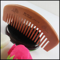 Wholesale Sandalwood Wooden Comb High Quality Hair Wood Comb wood high heel sandals wood high heel shoes