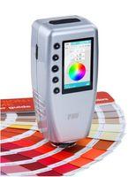 Wholesale FRU Free Shippng Cheap Portable Colorimeter Color Tester Color Analyzer WR10 Lab Delta E for Plastic Textile Painting