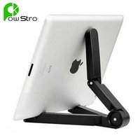 Wholesale Foldable Adjustable Angle Tablet Bracket Stand Holder Mount for iPad Tablet PC Mobile Phone Holder Less Than Inch