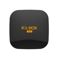 android tv stick quad core - OTT Android Streaming Media KIT K7 Kodi16 S905 Quad core K TV G G M LAN Dual WIFI Bluetooth Private model Android TV Stick