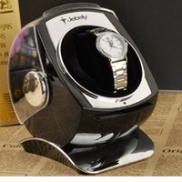 Wholesale Jebely Automatic Single Watch Winder JA083 Black