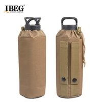Wholesale New Molle pouch Military Tactical Gear Military Pouchs Outdoor Water Bottle Bags Waterproof Nylon Travel bag
