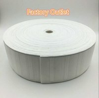 Wholesale Curtain hook cloth tape curtain accessories white ribbon tape thickening encryption curtain tape meters