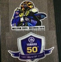 Wholesale 10 packs adesivi sticker the doctor VR46 valentino rossi moto GP sticker for yamaha