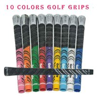 arrival golf drivers - Golf Pride Grips Golf Grips For Golf Driver Grips Golf Clubs Golf Rubbers Colors High Quality New Arrival G099