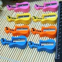 Wholesale music stationery violin pencil sharpener music gift pencil sharpener