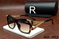 big aviators - Ca zal Sun glasses Eyewear Luxury Polarized Vintage Mens Womens Aviator Sunglasses Brand Designer Oversized Big Frame Eyeglasses