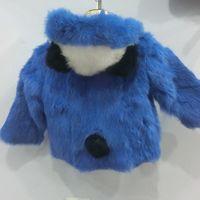 beautiful bat - Winter Season Baby Fur Clothes Beautiful Hooded Lammy Baby Girls Winter Coat