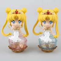 anime manga figure - Hot Sale set Sailor Moon quot cm PVC Action Figure Cartoon Movies Anime Manga Toy NO1