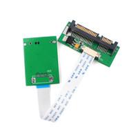Wholesale SSD to SATA Pin Adapter Card SSD to SATA Converter w pin LIF Cable for MacBook Air mc505 mc506