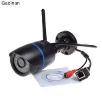 Wholesale Gadinan ONVIF P P P Optional Wireless b g n Mbps WIFI IP Camera IR Home Security Camera CCTV Network IP Cam