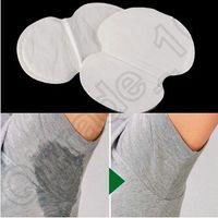 Wholesale 1lot CCA4405 High Quality Anti Perspirant Disposable Underarm Sweat Pads Guard Armpit Sheet Liner Antiperspirant Deodorant Pads