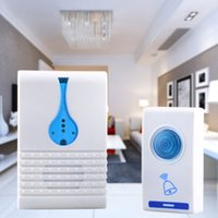 Wholesale 32 Tones Wireless Smart Remote Control Doorbell With Transmitter and Receiver Ffor Home Security Access ACA_556