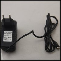 Wholesale by DHL or EMS Tablet Charger power adapter EU US Plug DC V A AC wall home Travel Charger