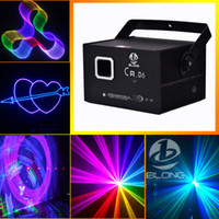 animation stage lighting - CR RGB mw Laser Light Show projector Red Bule Green Animation Stage Laser Lighting DJ Party Disco Lights Dance Lights