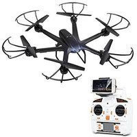 Wholesale Profession Drones MJX X600C Quadcopter GHz CH Axis Headless Mode RC Drone Quadcopter with MP HD Camera