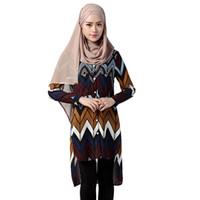 arab kaftans - muslim party dress Patterm T shirt dress caftan marocain muslim long skirt robe turc pour les femmes arab clothing arab kaftans