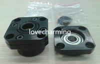 ballscrew bearing - 1 set FK FF12 Ballscrew end support CNC FK12 Fixed FF12 Floated side bearing block mount