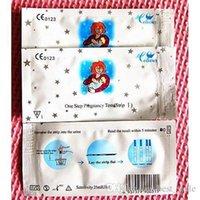 Wholesale EGENS HCG One Step Pregnancy Test High Sensitive Pregnancy New Date YB040407