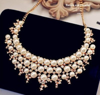 Cheap Beaded Necklaces pearl necklace Best South American Women's jewelry