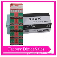 Wholesale Hot Selling x AG4 SR626 D377 LR626 LR66 SR66 Watch Coin Battery Brand Battery Watch Battery Brand Battery