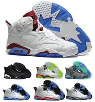 Wholesale Newes Retro VI Basketball Shoes Low Women Men Real Replicas Man Retro Shoes J6s VI Hombre Outdoor Discount Basket Sneakers