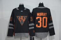 america number - MURRY World Cup Team North America Hockey Jerseys Olympic Well Stitch Name Number All Teams Men Hockey Wear