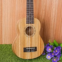 Wholesale 21 quot Ukulele Acoustic guitar Rosewood Fretboard strings guitarra musical instruments