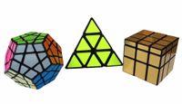 Wholesale Shengshou Mirror Pyraminx Megaminx Speed Solving Magic Cube Puzzle Sets
