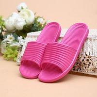 bathroom massage - Hot Sales Non slip Bathroom Slippers Home Couples Massage Sandals Summer Men Women Slippers Flats Sandals TM0065