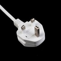 apple ipad charger extension cord - New Pc Power Extension Cable Cord for Apple iPad W Power Charger Adapter UK Plug