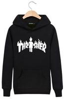 Wholesale new hoodies men wmen thrasher hoodie sweatshirt harajuku streetwear hip hop sports hooded palace skateboard hoodie sweat palace YEE2233E56