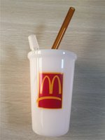 Wholesale newest McDonald s Mr V quot McDonalds quot cup rig Mr V quot Burger King quot Cup Rig In n out Cup Oil Rig quot Jack In The Box quot cup dab rig dabuccino