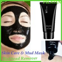 Wholesale PILATEN Nose Facial Blackhead Remover Deep Purifying the Black Head Acne Face Mask Skin Care Minerals Pore Cleanser